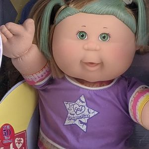 Cabbage Patch Kids Magic Glow Surprise Doll 2007